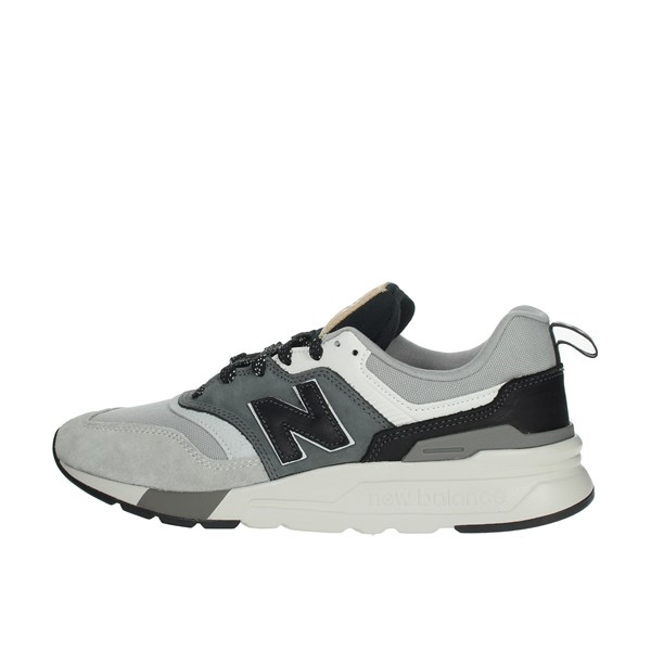 New Balance Shoes Sneakers Grey/Black CM997HDU