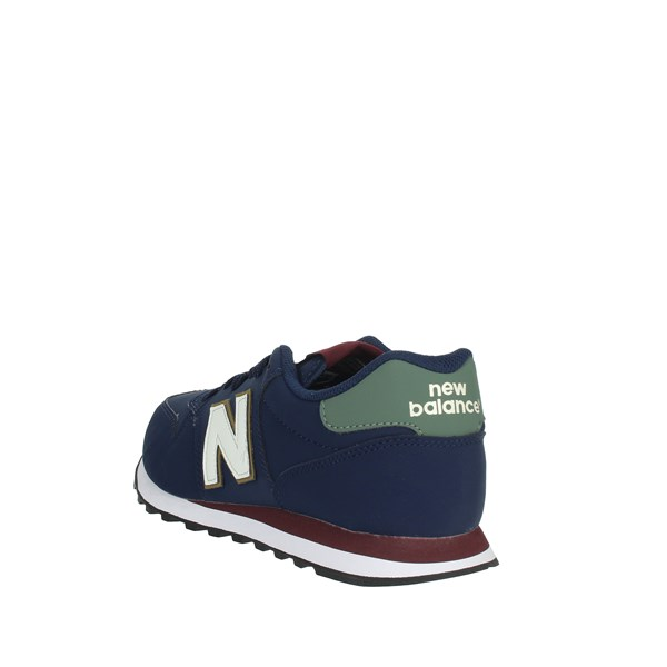 New Balance Shoes Sneakers Blue GM500WBP