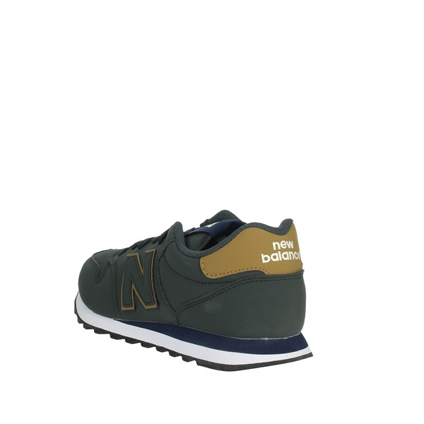 New Balance Shoes Sneakers Dark Green GM500WBD