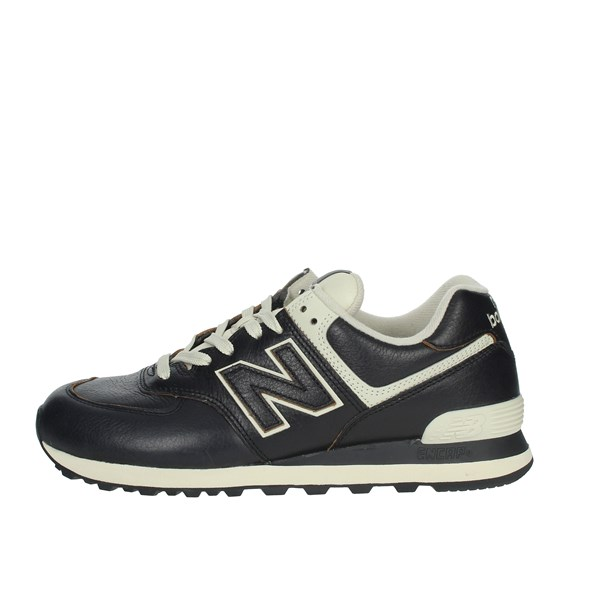 New Balance Shoes Sneakers Black ML574LPK