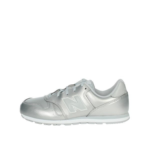 New Balance Shoes Sneakers Silver YC373GC