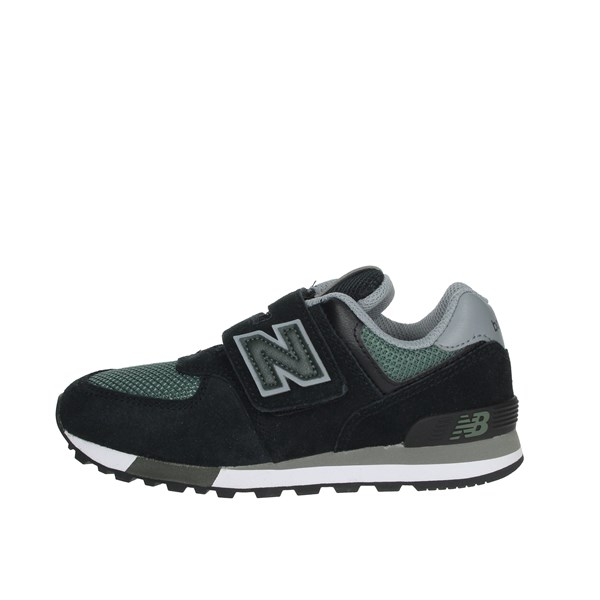 New Balance Shoes Sneakers Black YV574FNA