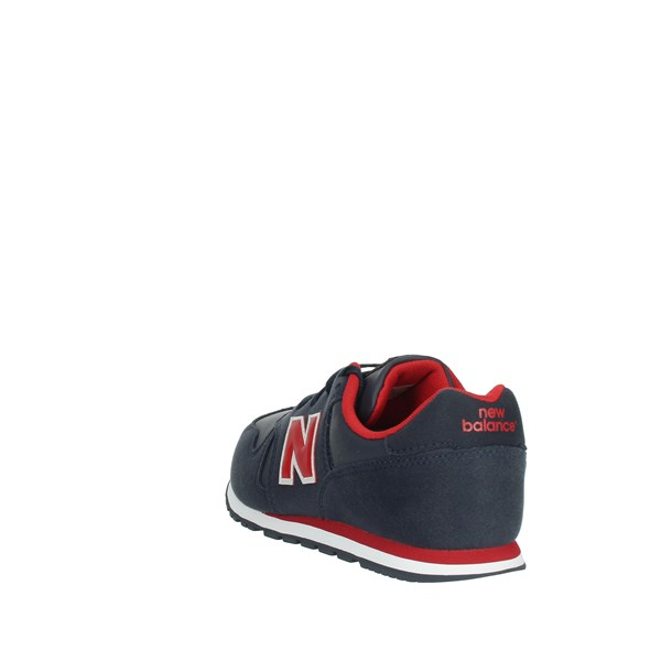 New Balance Shoes Sneakers Blue/Red YC373CA