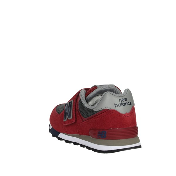 New Balance Shoes Sneakers Red YV574FNB
