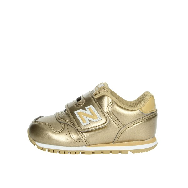 New Balance Shoes Sneakers Gold IV373GD