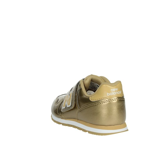 New Balance Shoes Sneakers Gold YV373GD