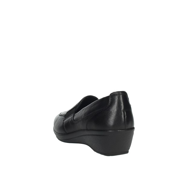 Cinzia Soft Shoes Loafers Black IV7032SP-NS