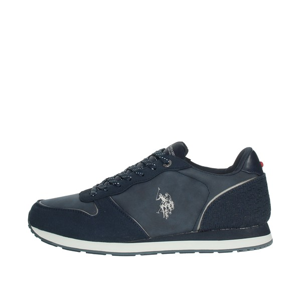 U.s. Polo Assn Shoes Sneakers Blue WILY4087S9/YH1