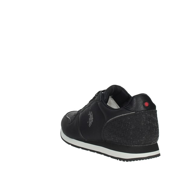U.s. Polo Assn Shoes Sneakers Black WILY4087S9/YH1