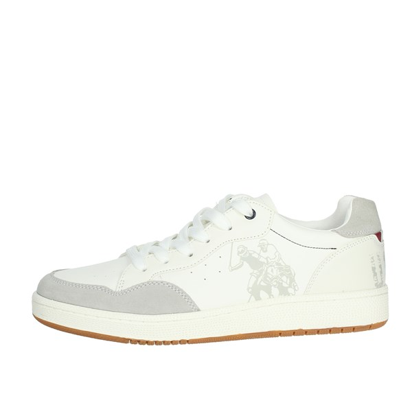 U.s. Polo Assn Shoes Sneakers White ALWYN4240W9/YS1