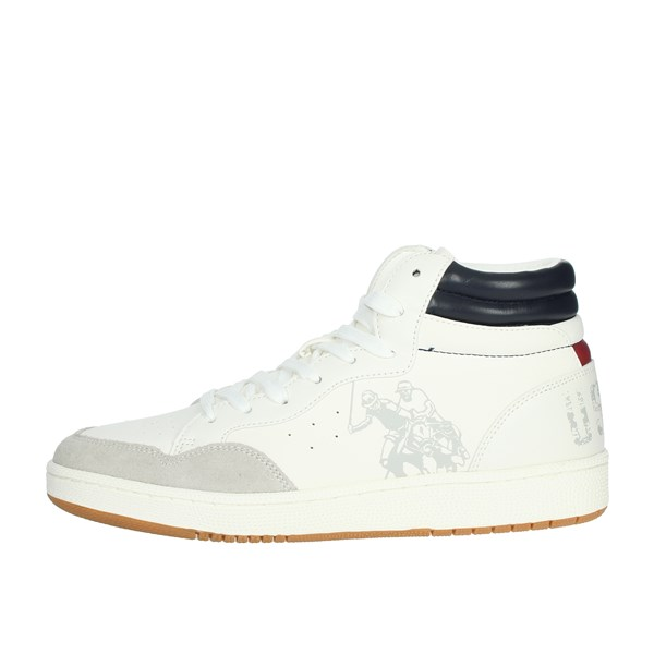 U.s. Polo Assn Shoes Sneakers White ALWYN4116W9/YS1