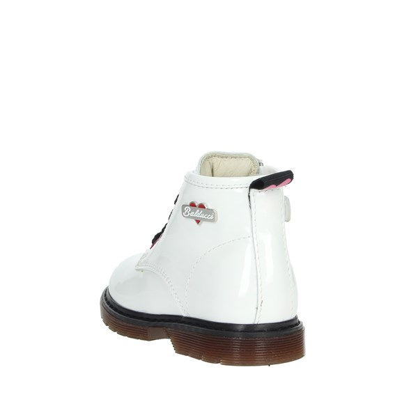 Balducci Shoes Boots White MATRIX1913