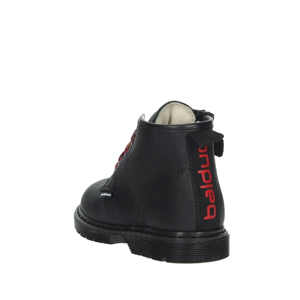 Balducci Shoes Amphibians Black MATRIX1903