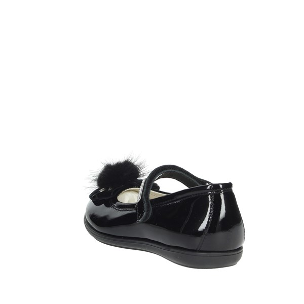 Balducci Shoes Ballet Flats Black RENZA1660