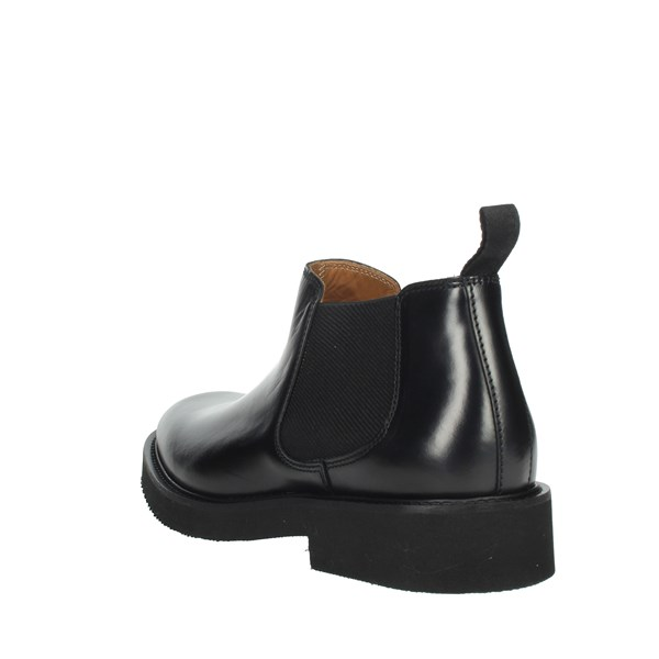 Frau Shoes Ankle Boots Black 7423