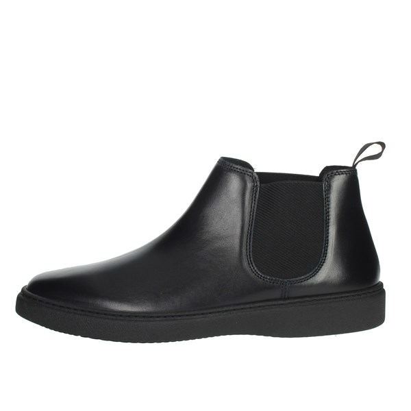 Frau Shoes Ankle Boots Black 1926