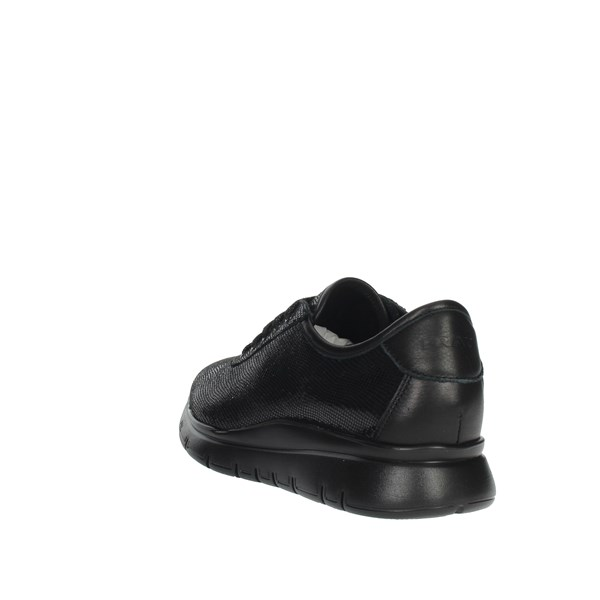 Frau Shoes Sneakers Black 4231