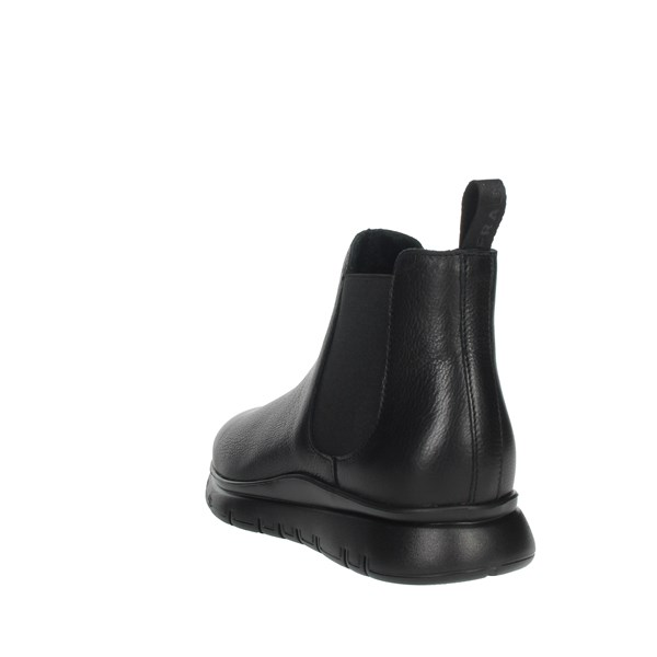 Frau Shoes Ankle Boots Black 4226