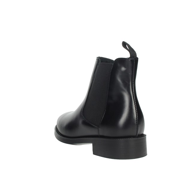 Frau Shoes Ankle Boots Black 9823