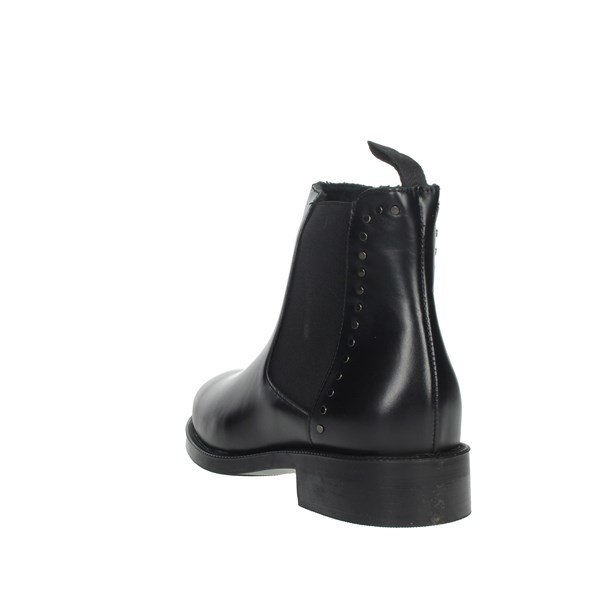 Frau Shoes Ankle Boots Black 9843