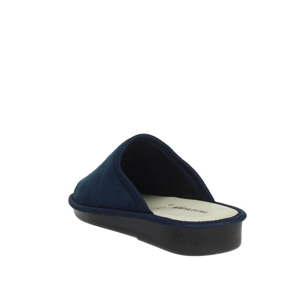 Valleverde Shoes slippers Blue 37801