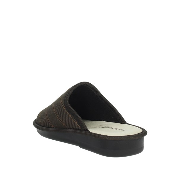 Valleverde Shoes slippers Brown 37806