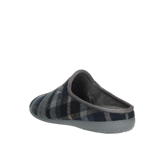 Valleverde Shoes slippers Grey 22811