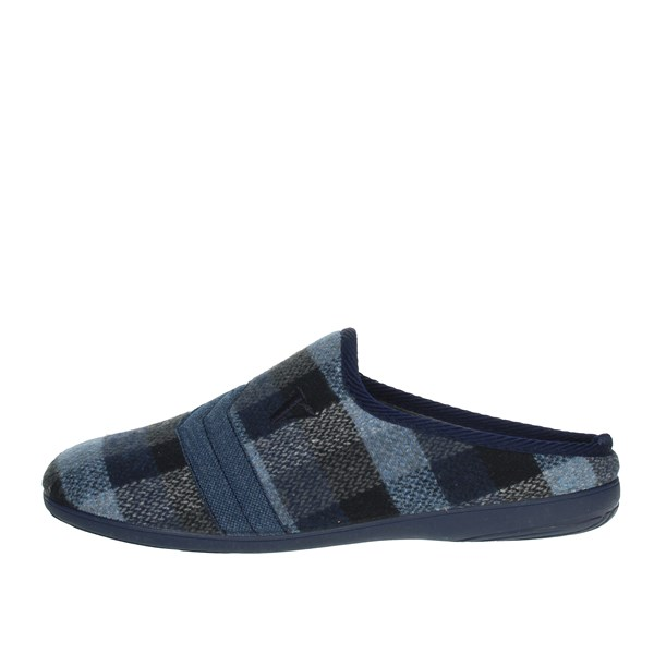 Valleverde Shoes slippers Blue 22811