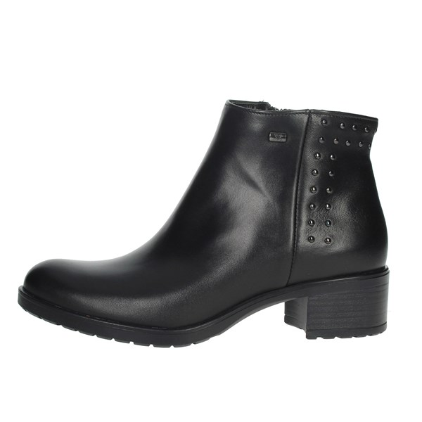 Valleverde Shoes Ankle Boots Black 16282