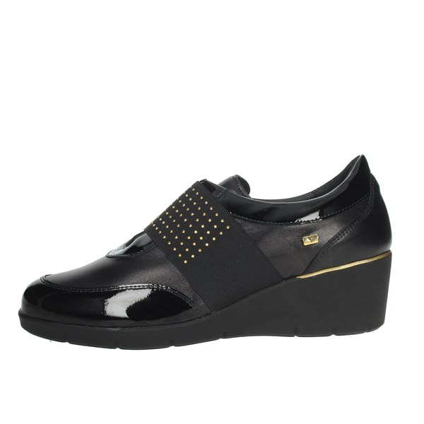 Valleverde Shoes Sneakers Black V17367