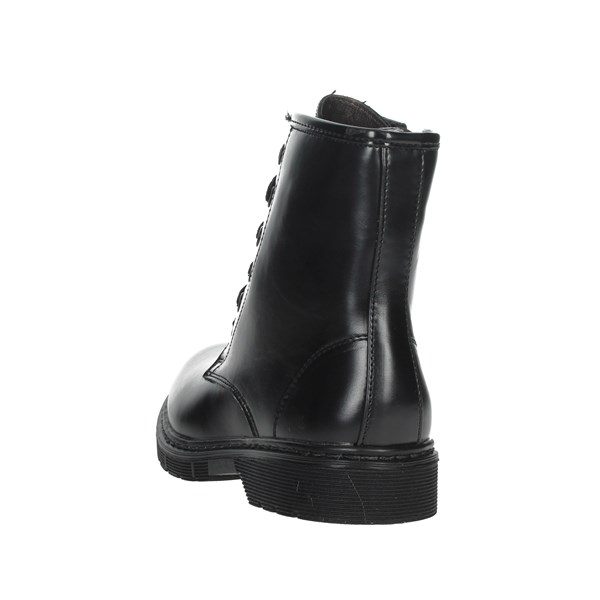 Asso Shoes Boots Black AG-3700