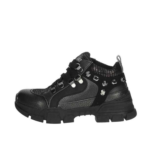 Asso Shoes Sneakers Black AG-3908
