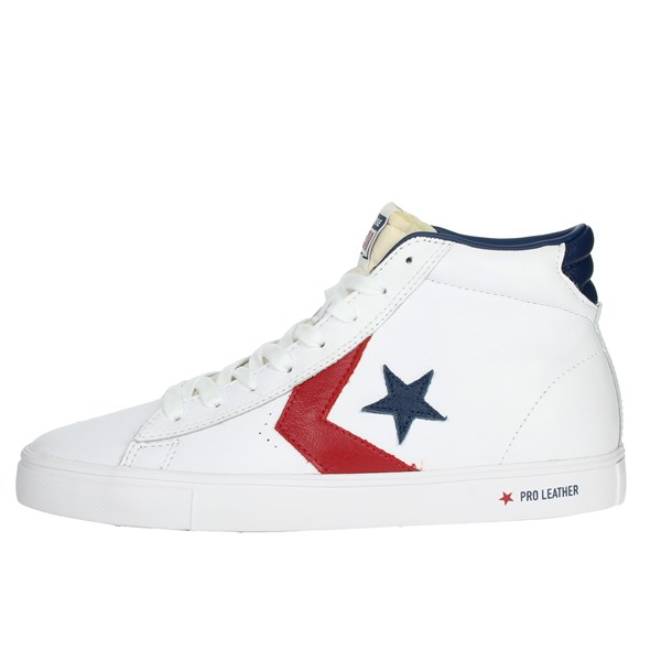 Converse Shoes Sneakers White/Blue 165858C