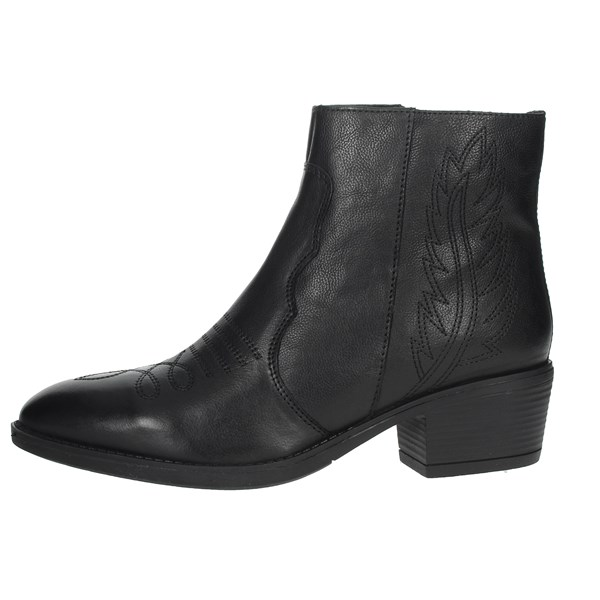 Pregunta Shoes Ankle Boots Black PF5794T