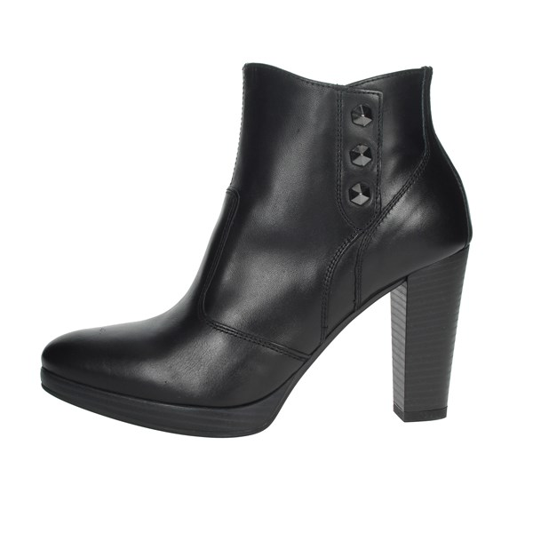 Nero Giardini Shoes Ankle Boots Black A908711D