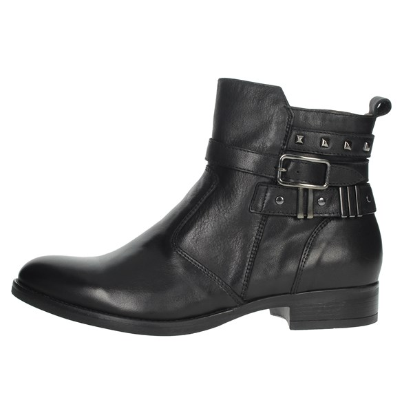 Nero Giardini Shoes Ankle Boots Black A908755D
