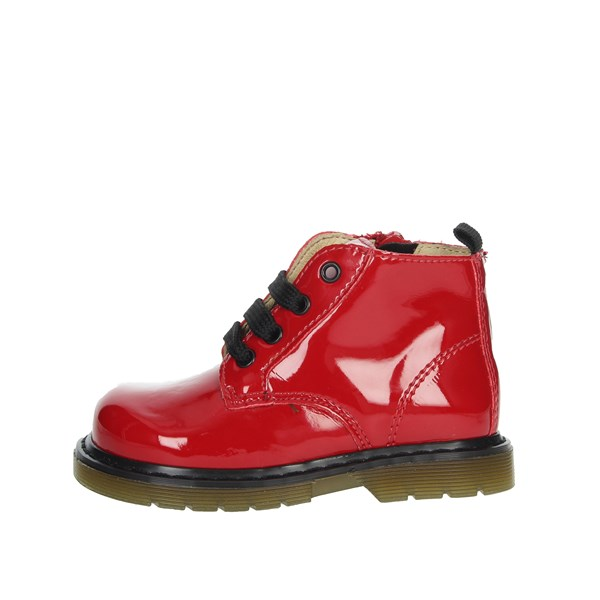 Melania Shoes Amphibians Red ME1690B9I.A