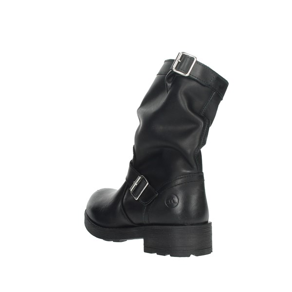 Melania Shoes Boots Black ME6843F9I.A