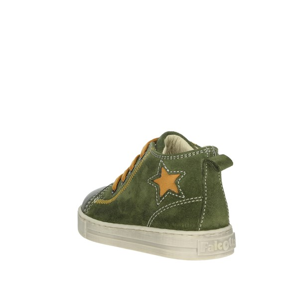 Falcotto Shoes Sneakers Dark Green 0012012835.03.0F03
