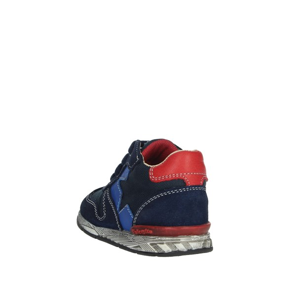 Falcotto Shoes Sneakers Blue/Red 0012012881.01.1C23