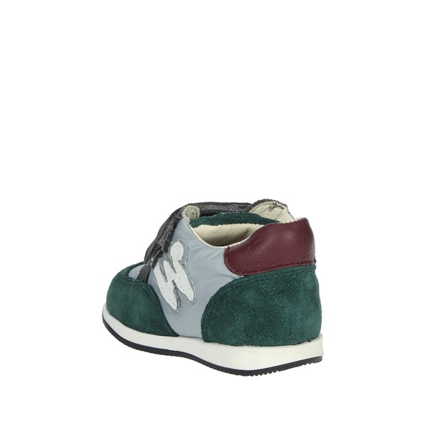 Balducci Shoes Sneakers Grey/Green CSPORT3703