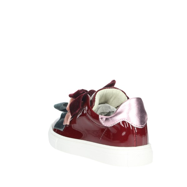 Balducci Shoes Sneakers Burgundy BUTTER1555