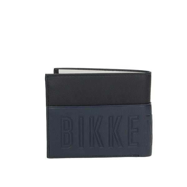 Bikkembergs Accessories Wallets Black/Blue 79305