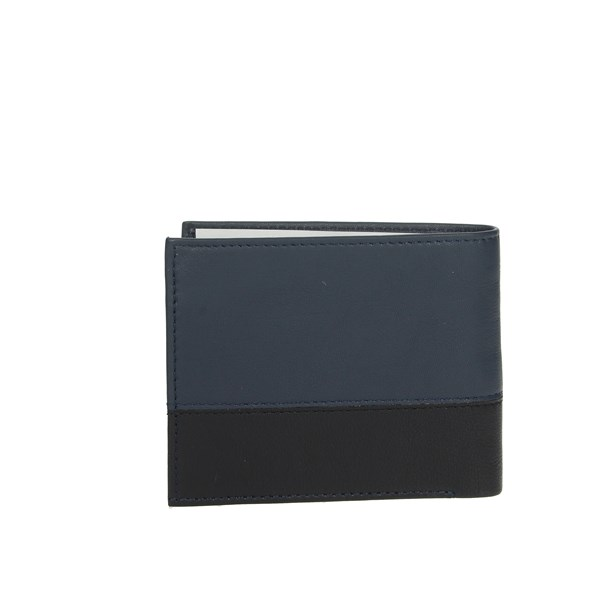 Bikkembergs Accessories Wallets Black/Blue 693053