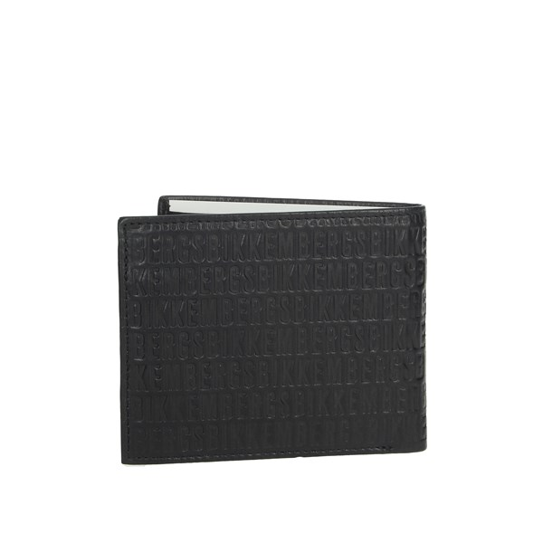Bikkembergs Accessories Wallets Black 773053