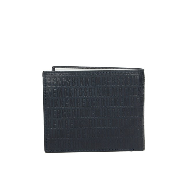 Bikkembergs Accessories Wallets Blue 773053
