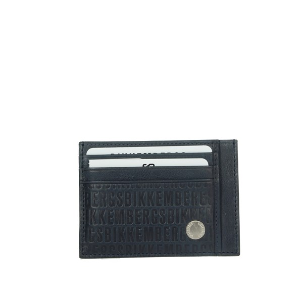 Bikkembergs Accessories Business Cardholders Blue 773093