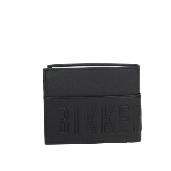 Bikkembergs Accessories Wallets Black 79305