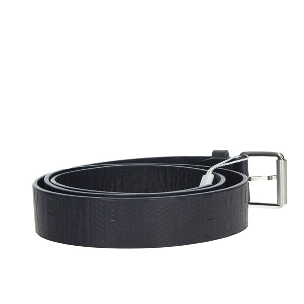 Bikkembergs Accessories Belt Blue 350324