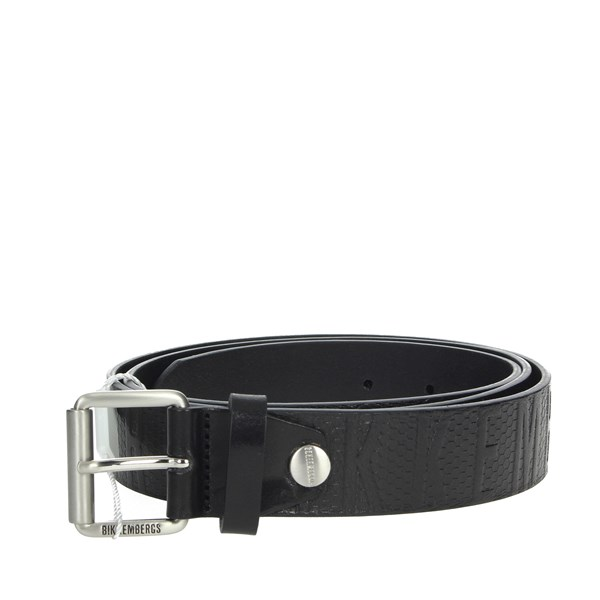 Bikkembergs Accessories Belt Black 350324
